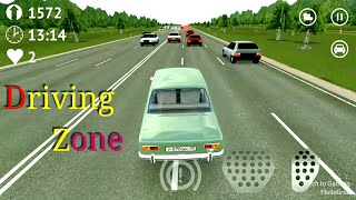 Driving Zone Russia Android GamePlay Full HD