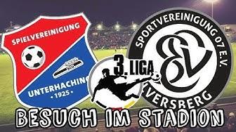 StadionVlog | Unterhaching - Elversberg  3 : 0  | KubetiLP