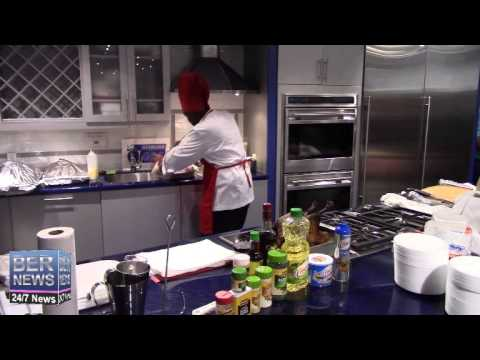 Bermuda Gas Turkey Cooking Demo, November 20 2014