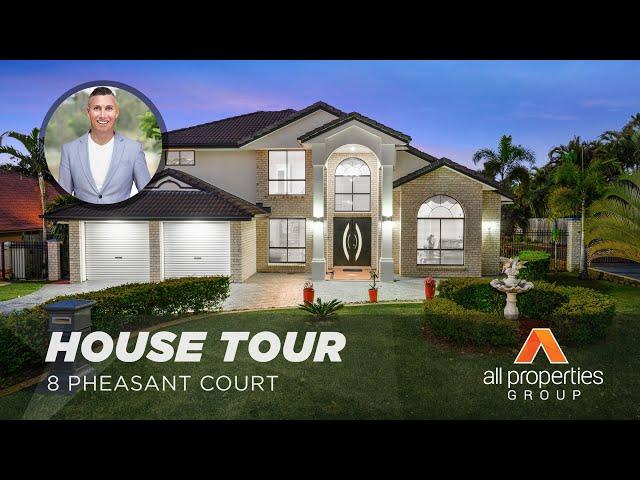 HOUSE TOUR | 8 Pheasant Ct Heritage Park | Chris Gilmour