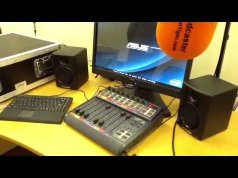 How to set up the radio station - Part 1