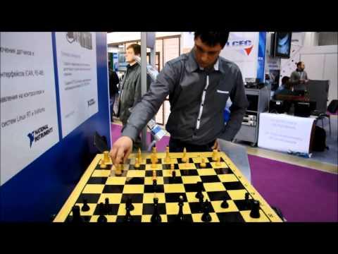 CompactRIO и шахматы