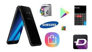 SAMSUNG GALAXY A5 2017 Tips Trucos y App´s Para Android HD