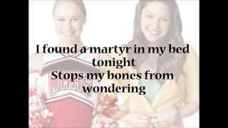 Glee Cast - Some Nights lyrics