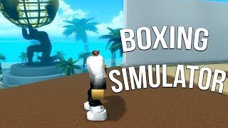 ROBLOX Boxing Simulator 2 - I Keep Dying :(