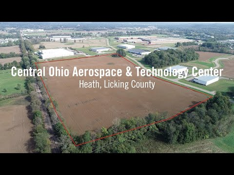 Central Ohio Aerospace & Technology Center - Available Ohio Site