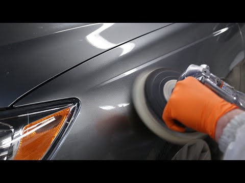 How to Polish Out Clearcoat Defects