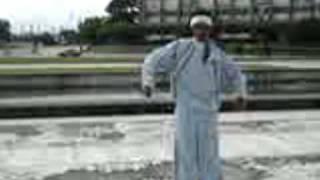 FRECUENCIA MODULADA  STUDIO  ANDY BAILANDO BREAK DANCE    BOOGIE