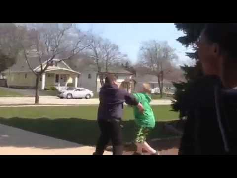 Obese kids fights! MUST WATCH!!!