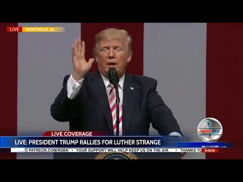 Download Youtube: PRESIDENT TRUMP CALLS OUT NFL Players Who KNEEL During National Anthem!