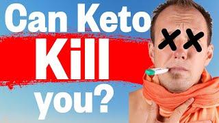 KETO FLU explained by Dr. Boz