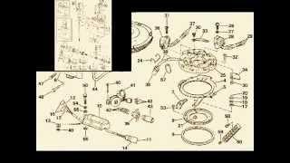 1987 15 Hp Evinrude parts catalog