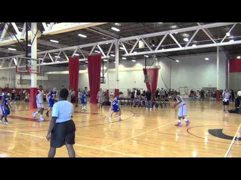 Swish City Elite Magic vs Ivey 23 at Big Shots Richmond