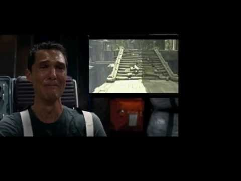 """Matthew McConaughey reacts to """"The Last Guardian"""" on PS4"""
