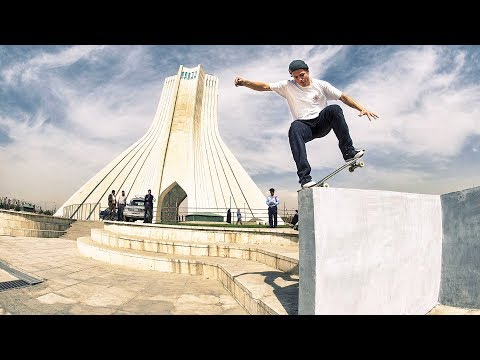 Discover Tehran's local skate scene | Perceptions of Persia E1