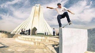 Discover Tehran's local skate scene  Perceptions of Persia E1