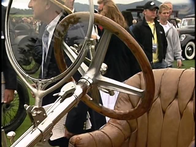 Pebble Beach Concours d'Elegance: 1914 Stutz Series E Bearcat