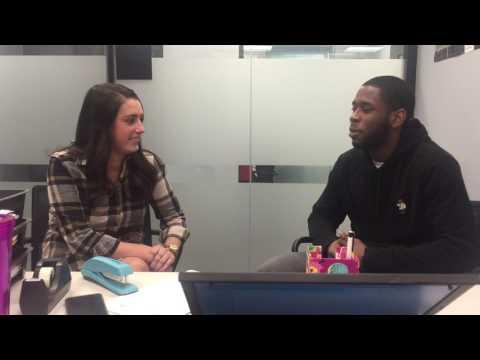My interview with Rory Redmond Senior academic advisor at Manhattan college