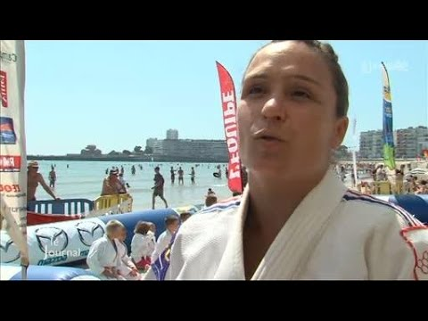 Le Judo Tour Littoral : Interview de Barbara Harel