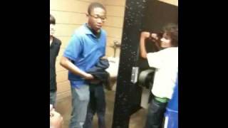 Kevin Abstract Middle School Rap Battle (Part 2)