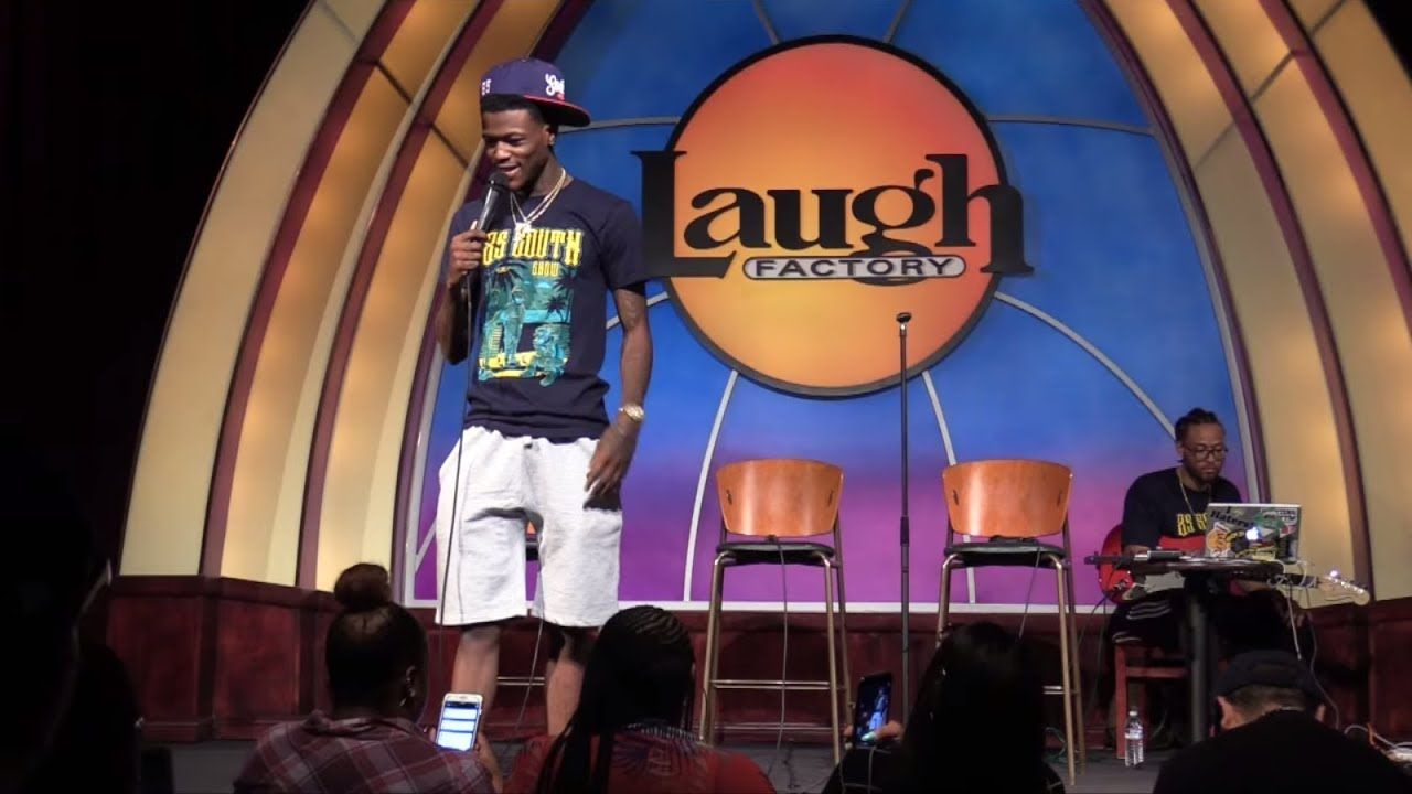 Download Too Many Niggas At The Laugh Factory Part 1