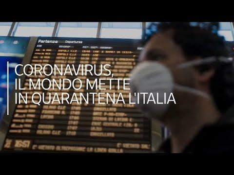 Coronavirus, gli effetti dell'epidemia sul turismo: il mondo mette in quarantena l'Italia