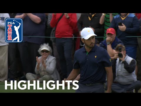 Abraham Ancer's Best Shots From 2019 Presidents Cup