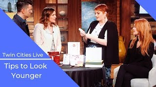 Hillary Kline l Twin Cities Live Appearance l Tips to Look Younger