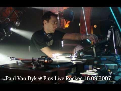 Paul Van Dyk Eins Live Rocker 16.09.2007.