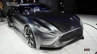 Hyundai HND 9 Concept 2013 Videos