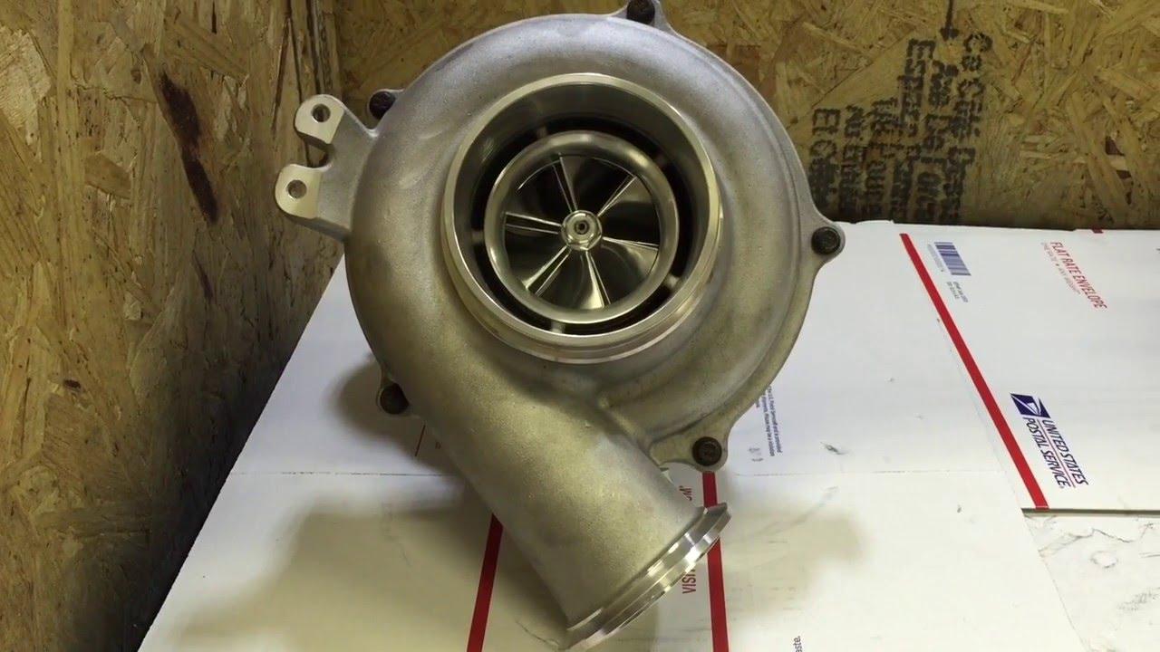 9903 Ford GTP38 73 Powerstroke Turbo Rebuild  YouTube
