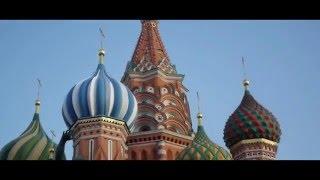 Красивый Динамичный Видео Клип (ролик) о Москве !!!