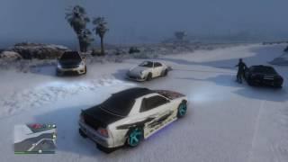 "GTA 5 Online | Сходка "" JDM Style ""| (PS4) |"