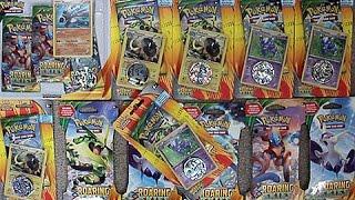 Buying All The Pokemon Roaring Skies Blister Packs Pt.1