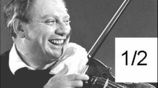 Prokofiev-Violin Concerto no. 1 in D-(1/2)-andantino; andante assai