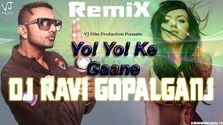 Yo Yo Honey Singh New Song 2017 | Yo Yo Ke Gaane - Dj Remix | Tribute To Yo Yo Honey Singh