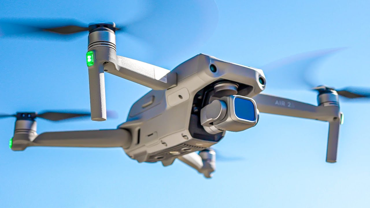 Download DJI Air 2S - 10 Reasons To Get This Drone