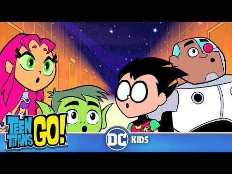 Teen Titans Go! en Français | Souvenirs douloureux | DC Kids