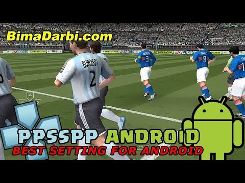 (PSP) FIFA 08 [PPSSPP Android] #AGameDroid