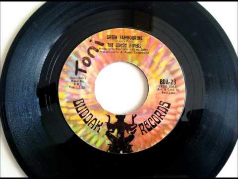 Green Tambourine , The Lemon Pipers  , 1968 Vinyl 45RPM