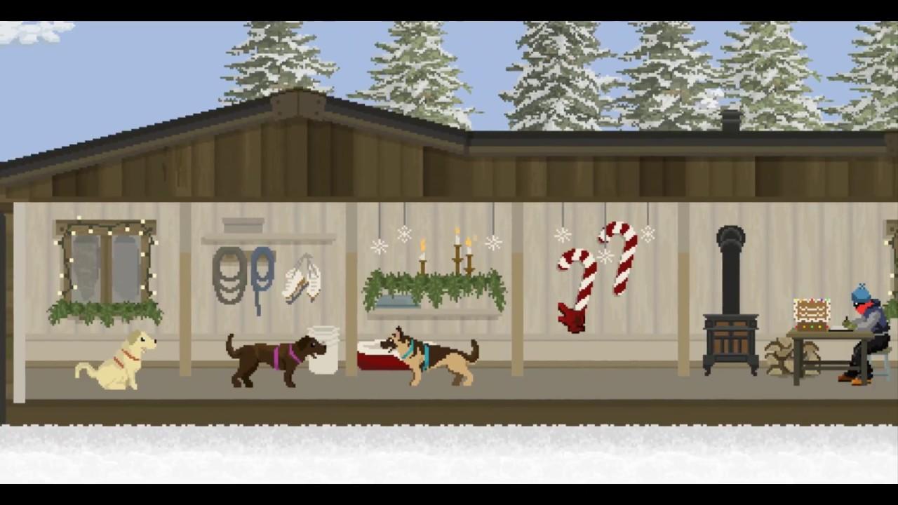 Lets Play Dog Sled Saga - Episode 1 - Gameplay