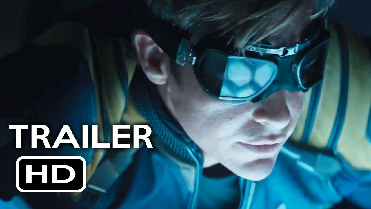 Star Trek Beyond Official Trailer #1 (2016) Chris Pine Sci-Fi Movie HD