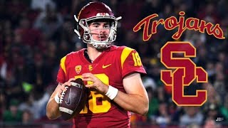USC QB JT Daniels 2018 Highlights ᴴᴰ