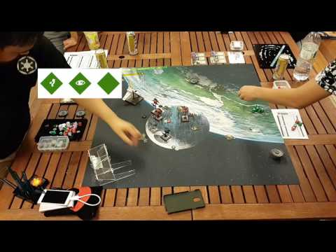 2016 X Wing Malaysian Nationals Top 2