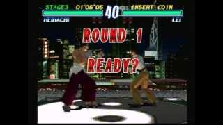 Tekken 2 (Playstation) Game Play