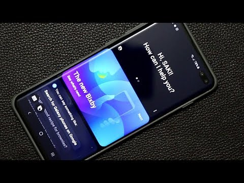 BIXBY On Samsung Galaxy S10 Plus - Everything You Need To Know