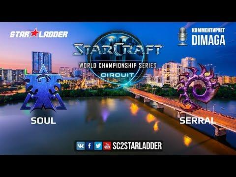 2018 WCS EU Challenger Season 2 — Ro8, Match 1: SouL (T) vs Serral (Z)