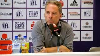 Jürgen Wehlend zum Spiel gegen Wehen