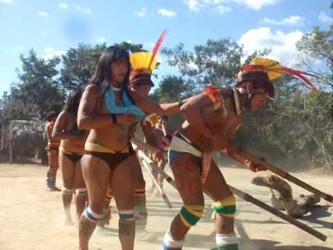Índios Yawalapiti do Xingú - Îandé Radiola dos Povos