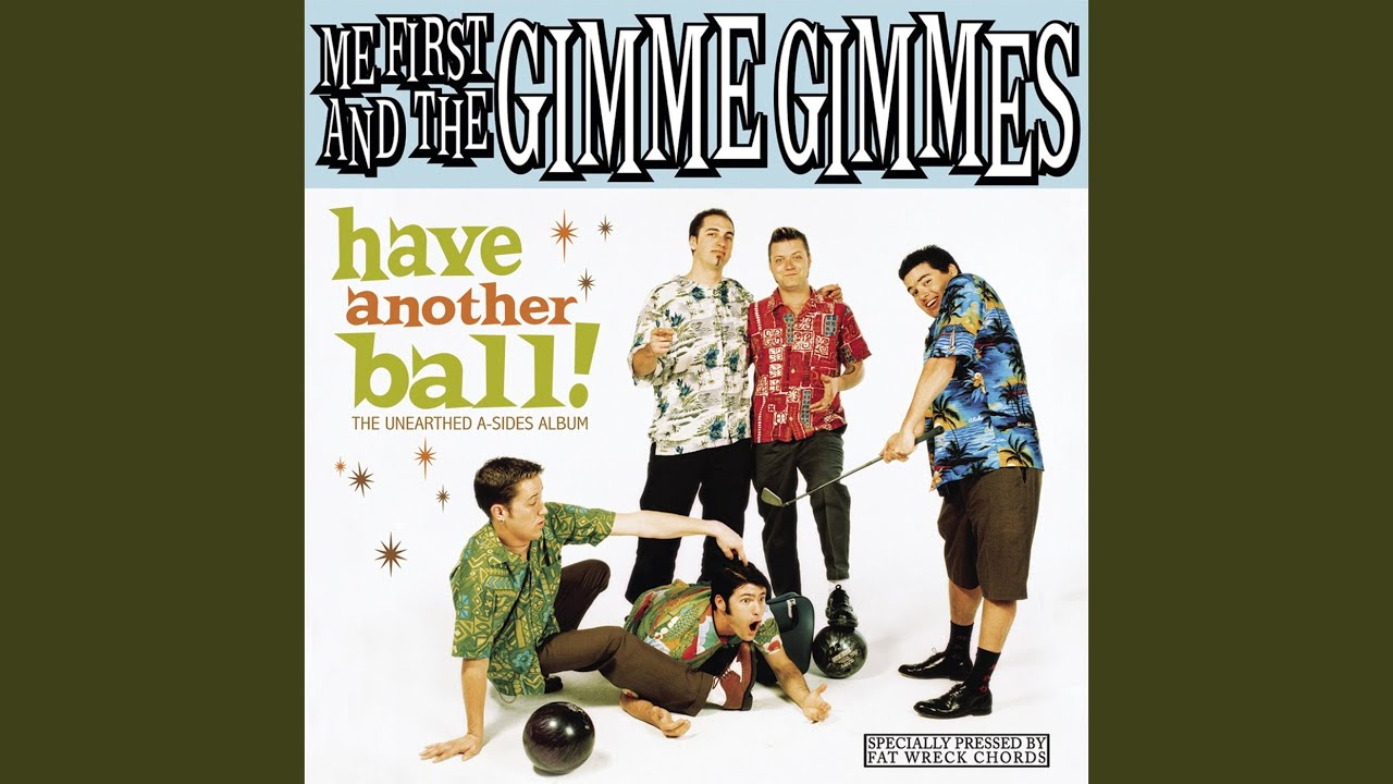 Me First and the Gimme Gimmes – Rich Girl [Daryl Hall & John Oates]